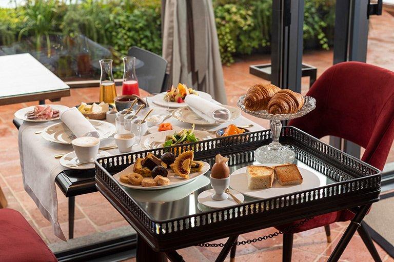 La colazione dello chef - Dimora Cordero